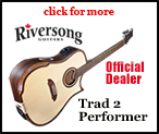 Riversong Guitars Trad 2 Performer acoustic guitar