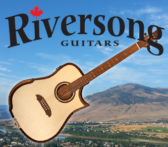 Lee's Music Kamloops - World headquarters of famous Riversong Guitars