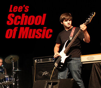 Lee's School of Music - Learn with the best!