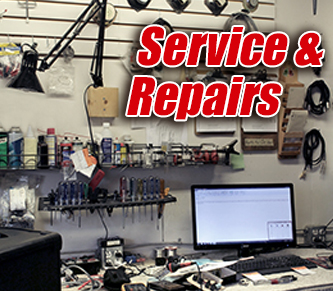Lees Music Repair and Service shop